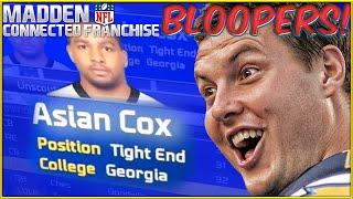 Madden NFL CFM Top 15 Funniest Bloopers
