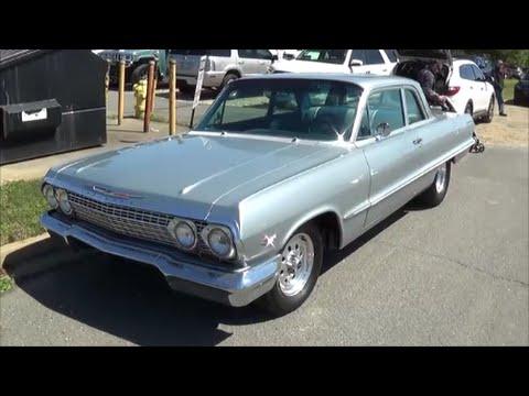1963 Chevy BelAir - YouTube