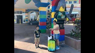 LEGOLAND HOTEL CALIFORNIA 2019  Pt.2