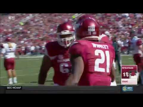 Arkansas vs. New Mexico State 2017