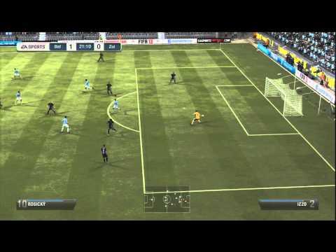 FIFA 13 Tutorial: Establishing yourself in games | 1st half tips