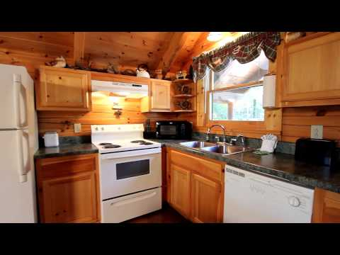 """Southern Comfort Escape"" #276 Luxury Vacation Log Cabin near Pigeon Forge from YouTube · Duration:  3 minutes"