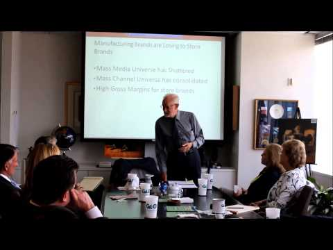 Business Strategy and Change: How to Stay Relevant In Changing Times - Dr. Keith Cox