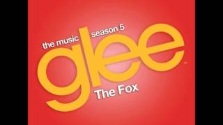 Glee - The Fox (What Does The Fox Say?) Lyrics on the Description