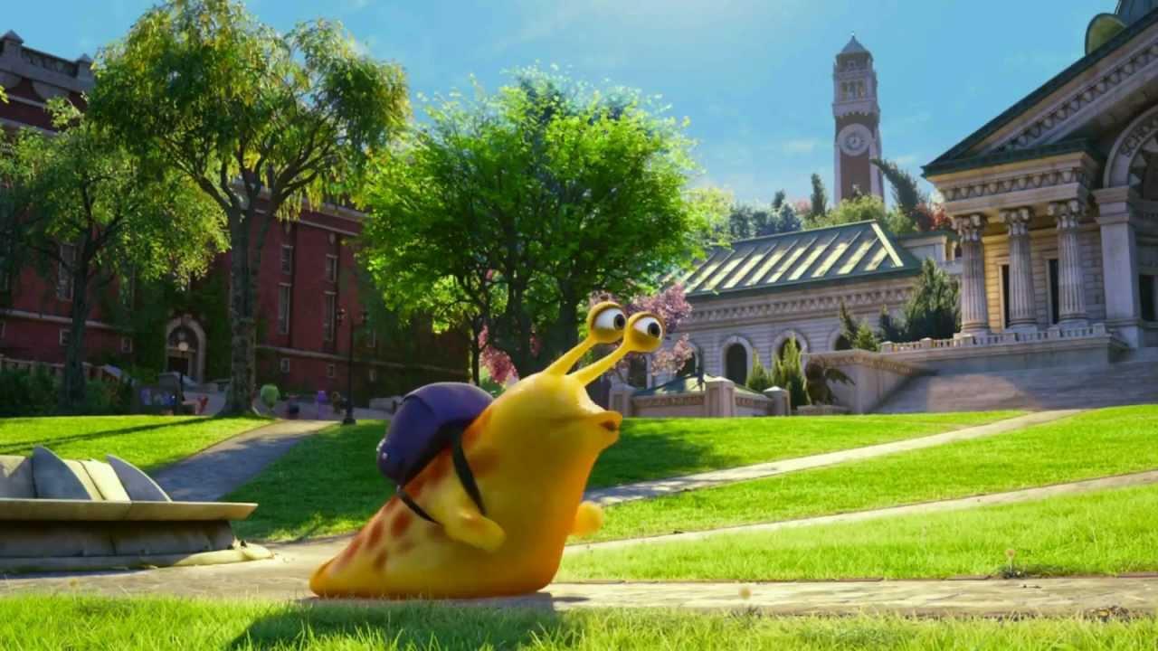 Університет монстрів 3D. Український трейлер №2 (2013) HD