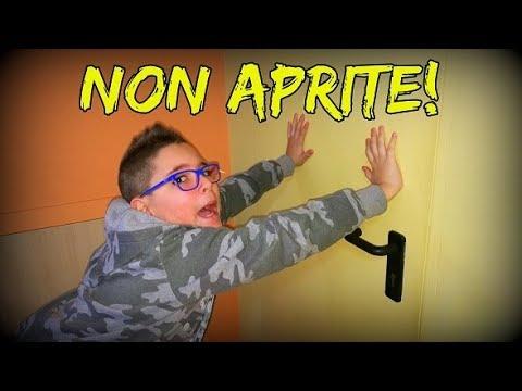NON APRITE QUELLA PORTA! - FIRMACOPIE A MODENA - Leonardo D