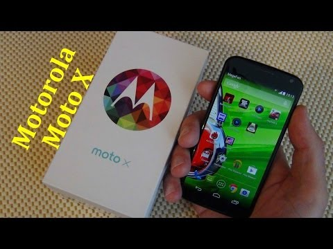 Motorola Moto X / Арстайл /