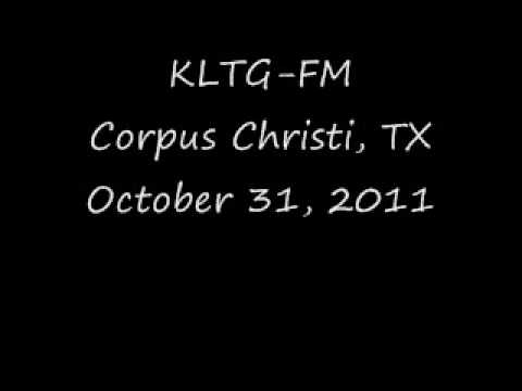 KLTG FM Corpus Christi, TX October 31, 2011 Mp3