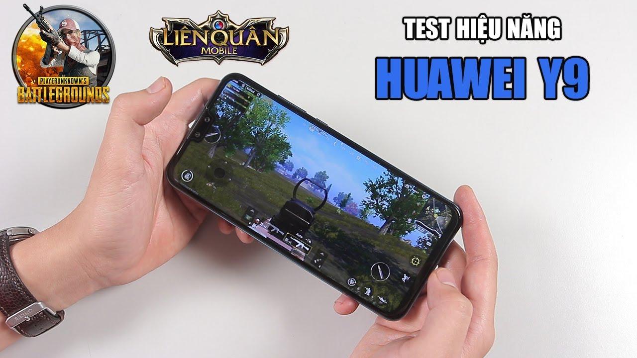 Test hiệu năng Huawei Y9: Kirin 710 kết hợp GPU Turbo có chơi game tốt không?
