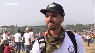 Venezuela : l'opposant Guaido défie Maduro en se rendant en Colombie
