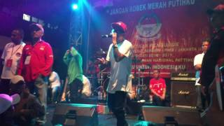 Video LIVE YOCHEN AMOS - DANGKE BANYA CINTA download MP3, 3GP, MP4, WEBM, AVI, FLV September 2017