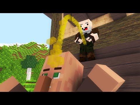 Villager Life 1-3  - Minecraft animation