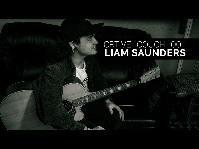 CRTIVE_COUCH_001: Liam Saunders
