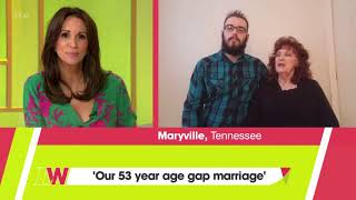 Our 53 Year Age Gap Marriage | Loose Women