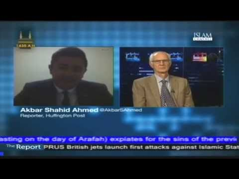 """HuffPost's Akbar Ahmed on Islam Channel's """"The Report"""""""