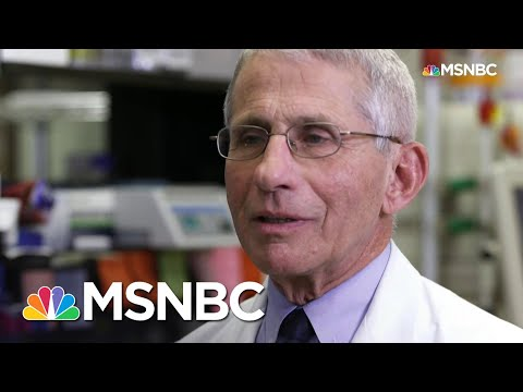 Anthony Fauci: Coronavirus At 'Outbreak' And 'Likely Pandemic Proportions'