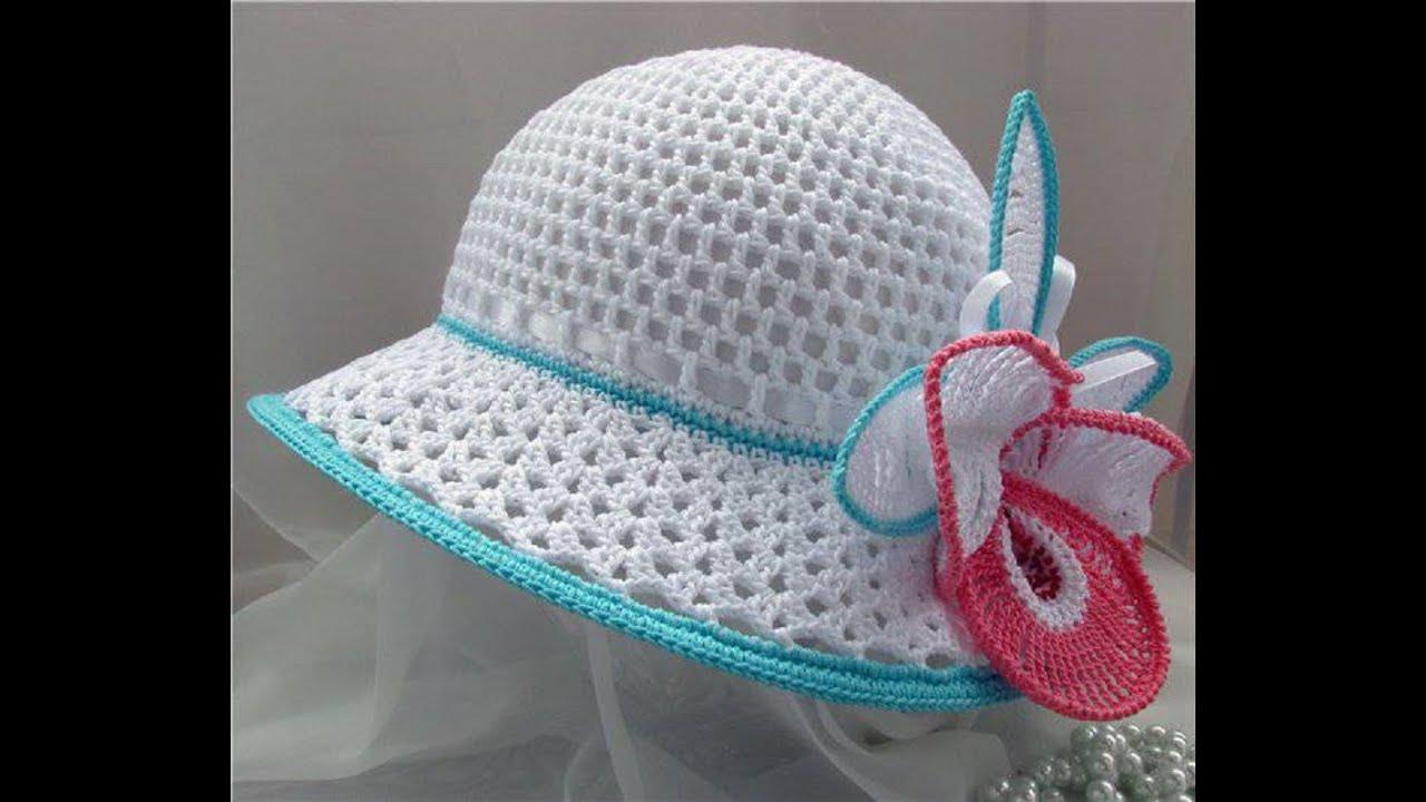 Шляпа из пакета своими руками