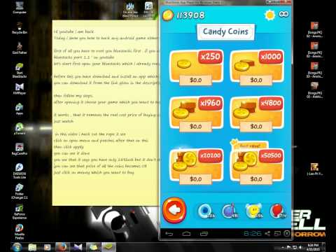 How to hack any android game for free on bluestacks on pc