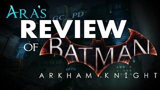 Review: Batman Arkham Knight