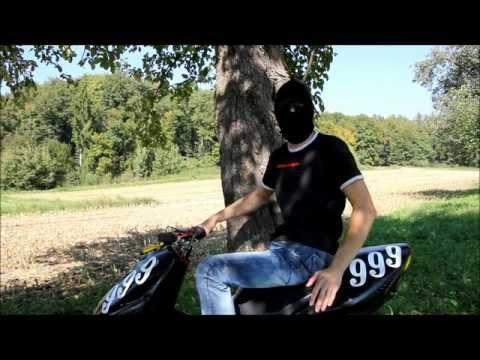 Interview mit dem Yamaha Aerox999 Wheelyman