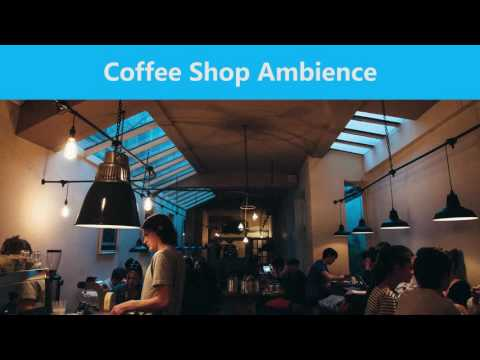 25 MINUTES - Coffee Shop Ambience (CC BY 4.0)