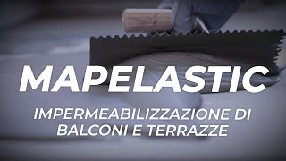 видео MAPELASTIC MAPEI (МАПЕЛАСТИК) – двухкомпонентный эластичный состав для гидроизоляции – Гидроизоляция – Крадо (Краска Дома) – лакокрасочные и отделочные материалы