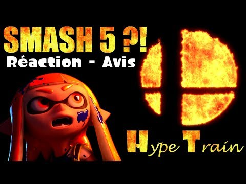 SMASH 5 ?! (Super Smash Bros. Switch) - Réaction & Avis - Hype Train