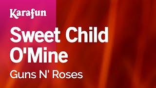 Download Karaoke Sweet Child O'Mine - Guns N' Roses * Mp3 and Videos