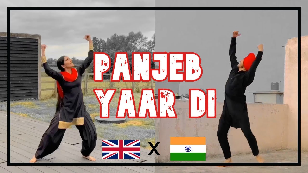 Panjeb Yaar Di | Bhangra Collab | Ammy Virk | Soni Pabla | ABC Bhangra | Ranveer Kaur
