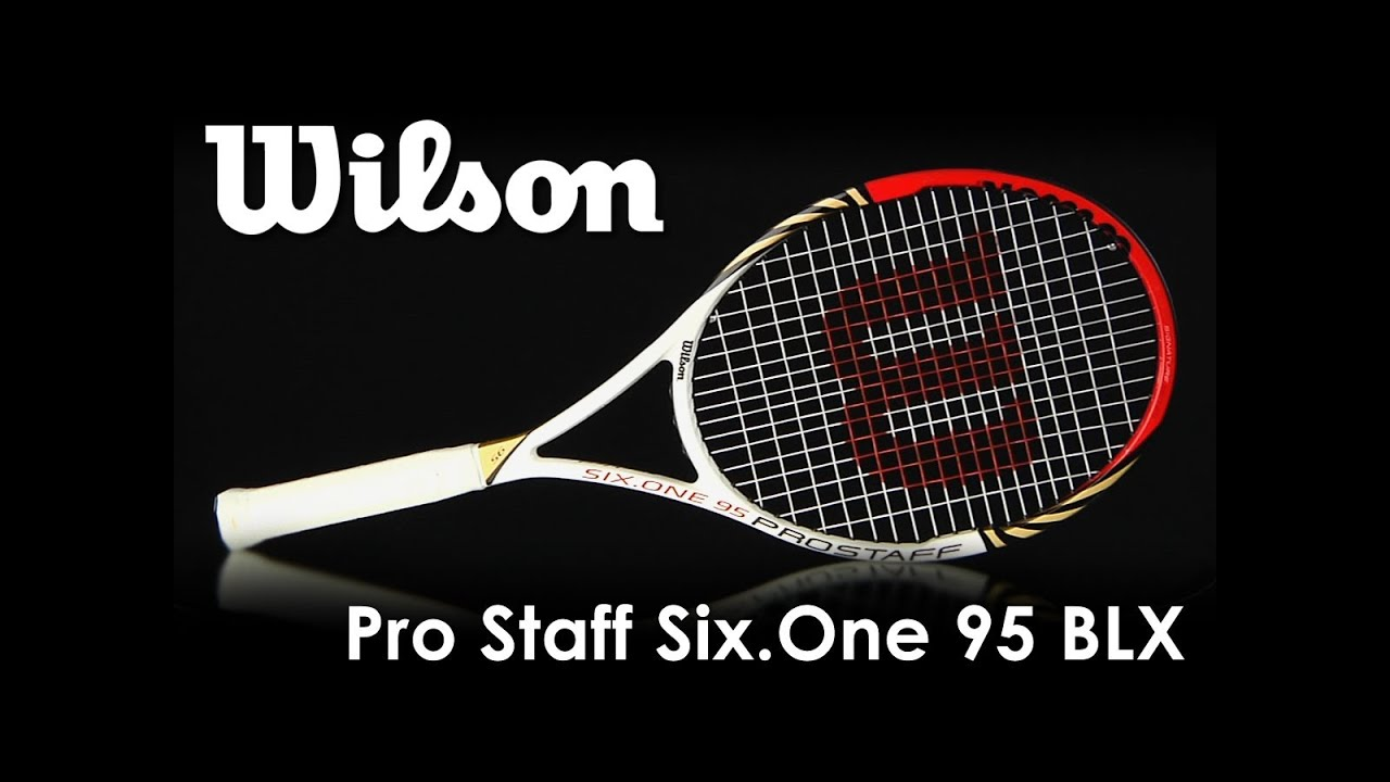 One Wilson Pro Staff 95 Six