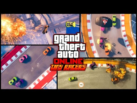 GTA Online: Tiny Racers Trailer