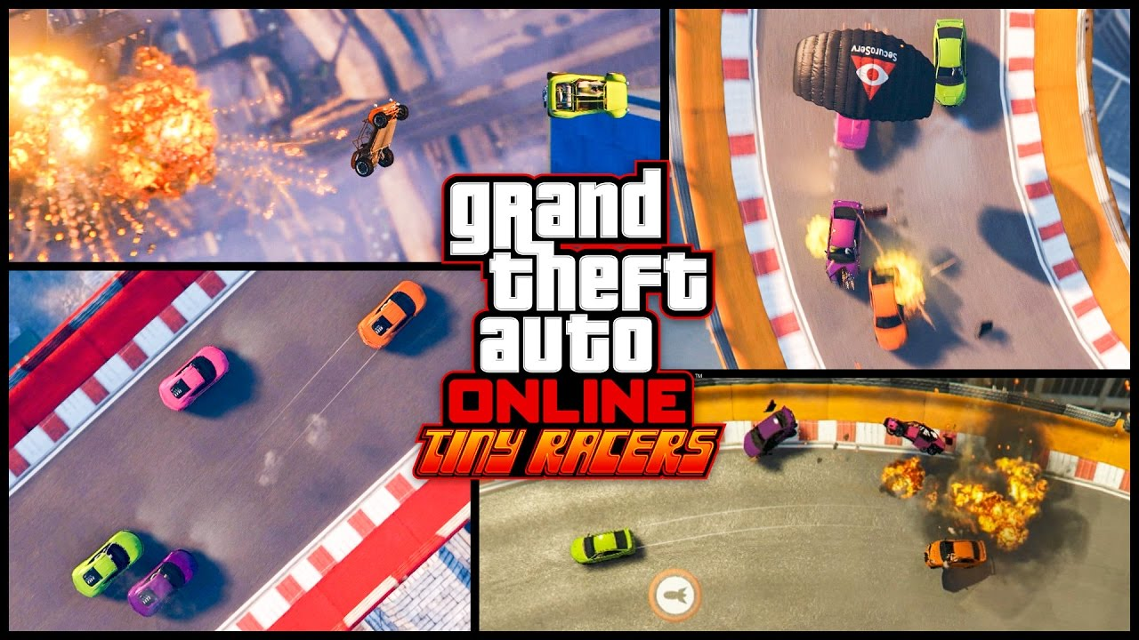 Gta Online Tiny Racers Trailer Rockstar Games