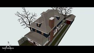 Выпуск 2 Планировка вашего дома часть 1 Saleinteriors.ru
