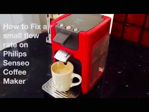 How To Fix Philips Senseo Coffee Maker HD7863 & Others