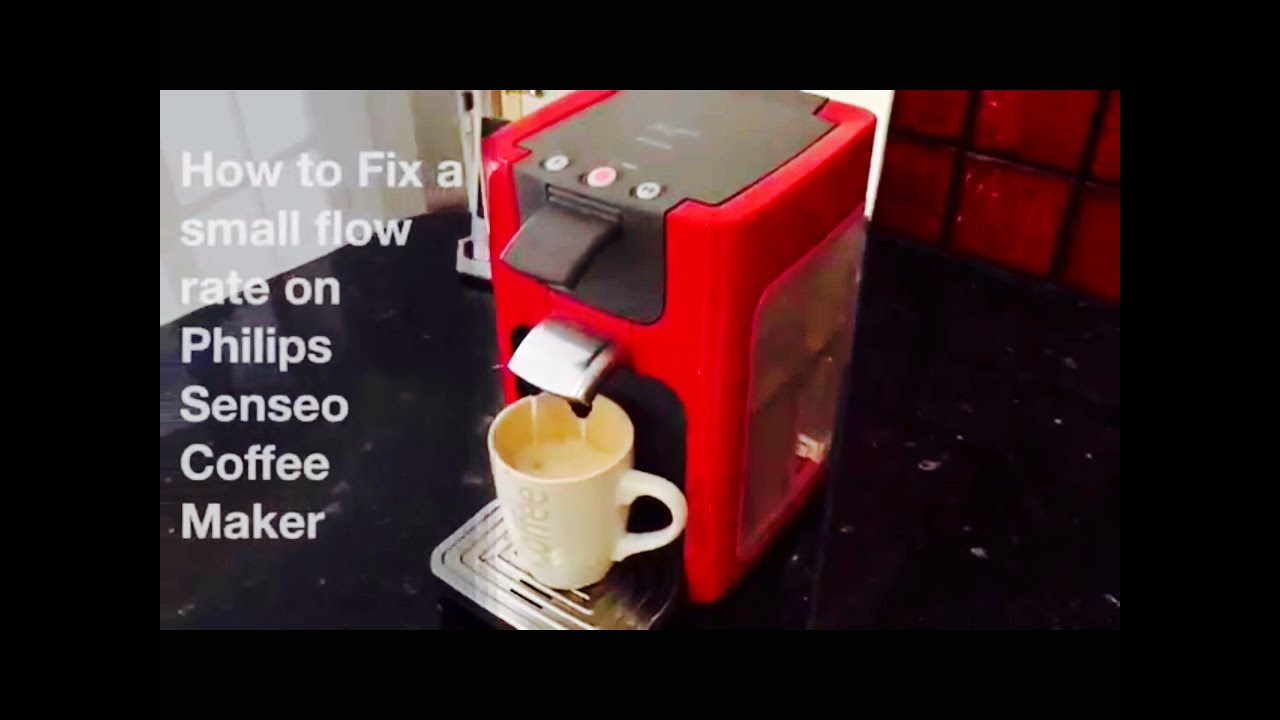 How To Fix Philips Senseo Coffee Maker Hd7863 Others
