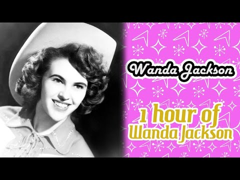 1 Hour of Wanda Jackson - Music Legends Book