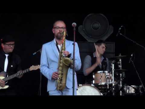 Ska & Reggae Instrumentals Tommy Tornado & The Clerks at Pole Pole Gent 2016