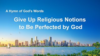 """Give Up Religious Notions to Be Perfected by God"" 