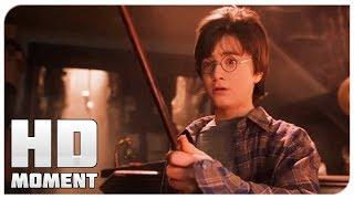 Гарри выбирает палочку - Гарри Поттер и философский камень (2002) - Момент из фильма