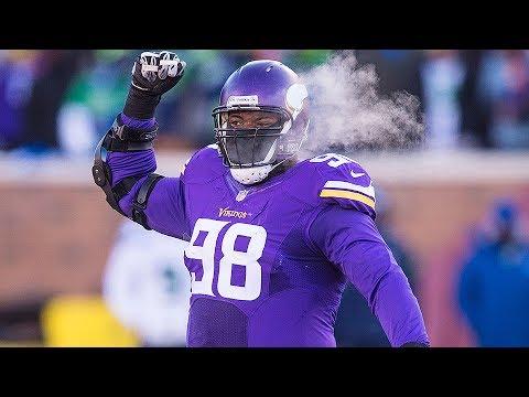 "Linval Joseph || ""Big Goon"" ᴴᴰ || Minnesota Viking"