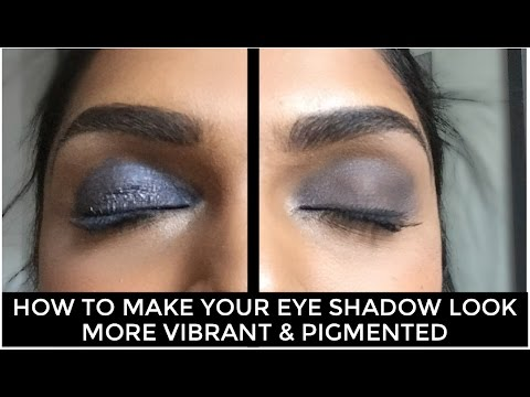 How To Make Your Eye Shadow Look More Vibrant As Seen On Dr Oz