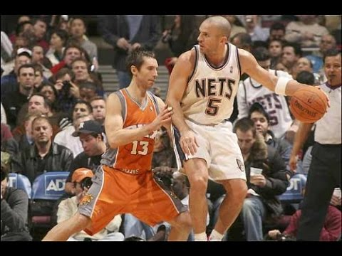 Steve Nash vs Jason Kidd Point-GOD Duel 2006.12.07 - 80 Pts, 27 Assists, Like The Good Old Days!
