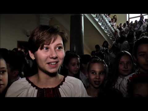 Канал Кіровоград: Півтисячі кропивницьких дітей заспівали колядку