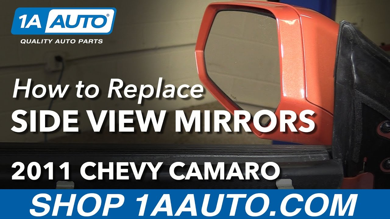 how to replace side view mirrors 10 13 chevy camaro how to replace side view mirrors 10 13 chevy camaro