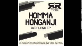 Homma Honganji - Strait Of Gibraltar (Original Mix)