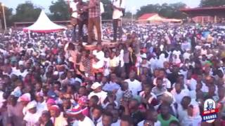 Tamale Central NPP Campaign Launch