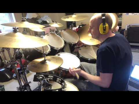 Big Country Fields of Fire (400 Miles) Drum Cover