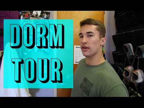 Cal Poly Sierra Madre Dorm Tour