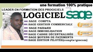 SAGE GESTION COMMERCIALE: CRÉATION D'UN FICHIER COMMERCIAL