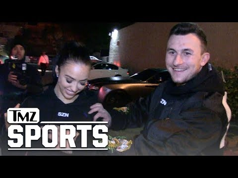 Johnny Manziel: It's 'Comeback Season' ... for My Swag! | TMZ Sports